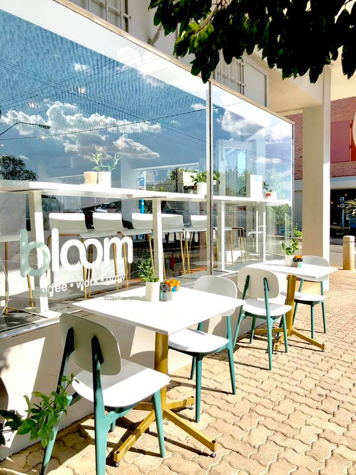 Bloom Coffee Shop - Parkhurst Monitor Audio and HEOS AMP