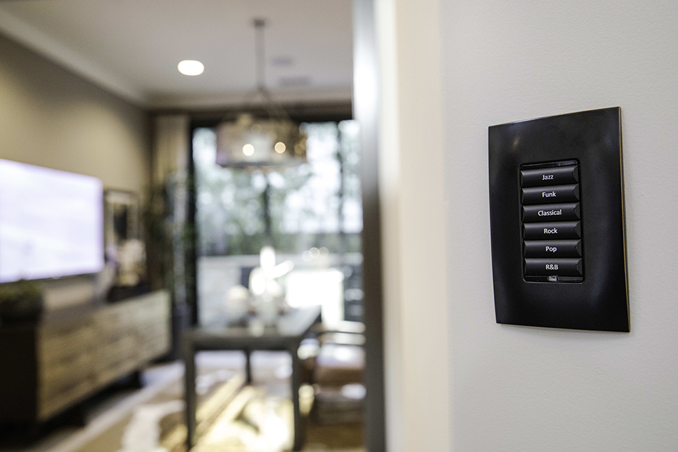 Control4 Smart Lighting Pads