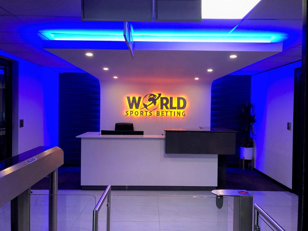 World Sports Betting Smart Office Automation