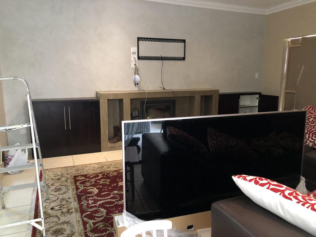 HEOS BAR and TV Installation